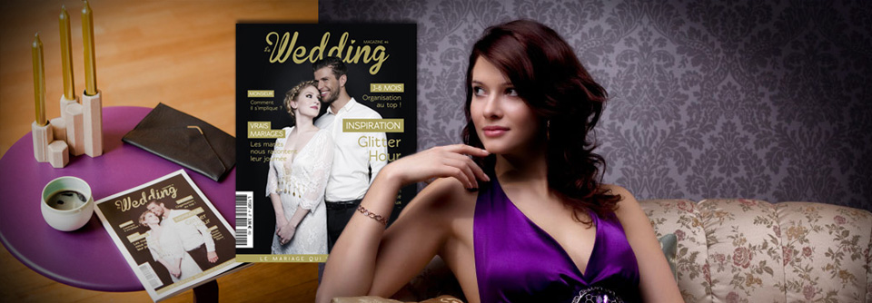 Presse magazine: Jaelys dans le Wedding