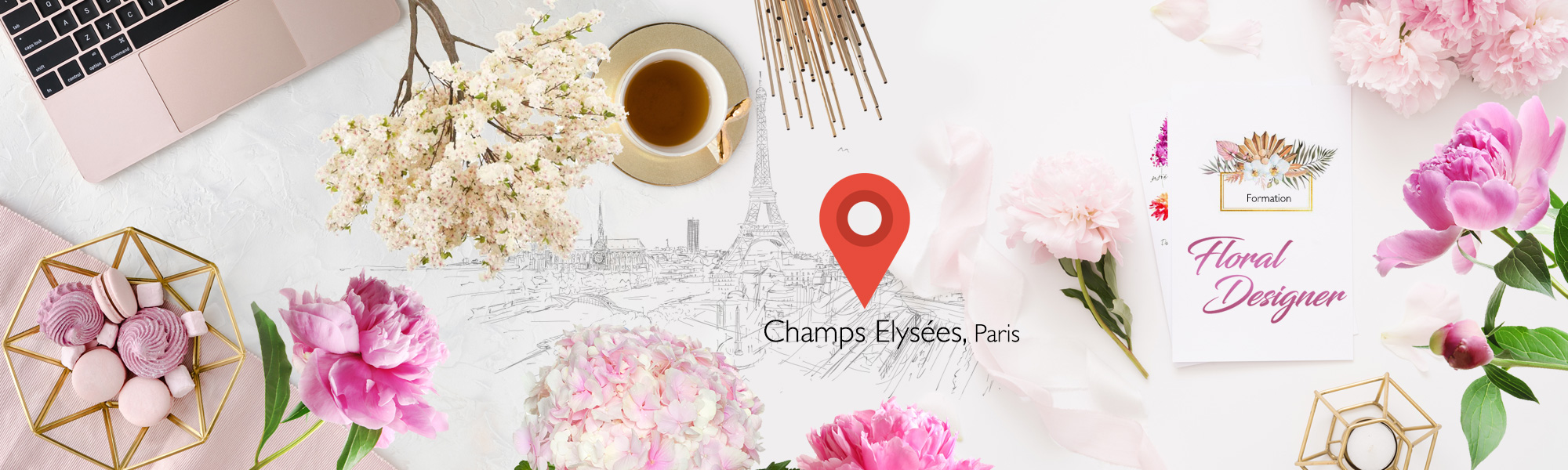 Formation floral designer Paris